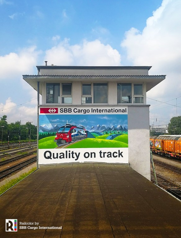 Photo: SBB Cargo International