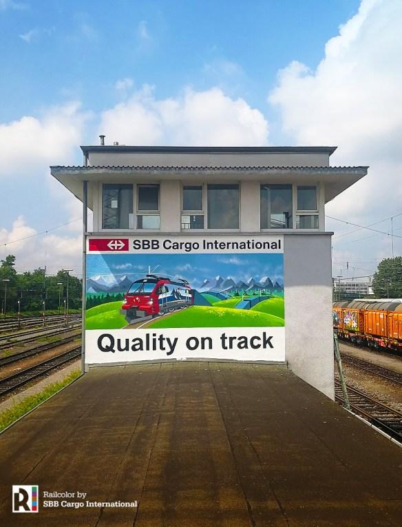 Photo: SBB Cargo International