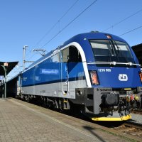 [CZ / Expert] New speed record holder unleashed; first ČD ES64U4 enters service