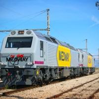 [ES] In the picture: Alstom Prima 333.3 locomotives at Medway