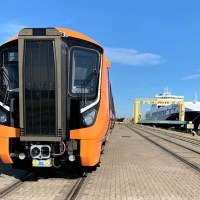 [UK] Aventra for West Midlands Railway heading for Velim