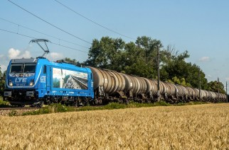 [AT] LTE takes delivery of the first TRAXX AC3 locomotive in Austria