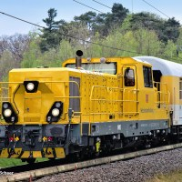 [DE / Expert] In the picture: CRRC hybrid shunter for DB Netz in Wegberg-Wildenrath