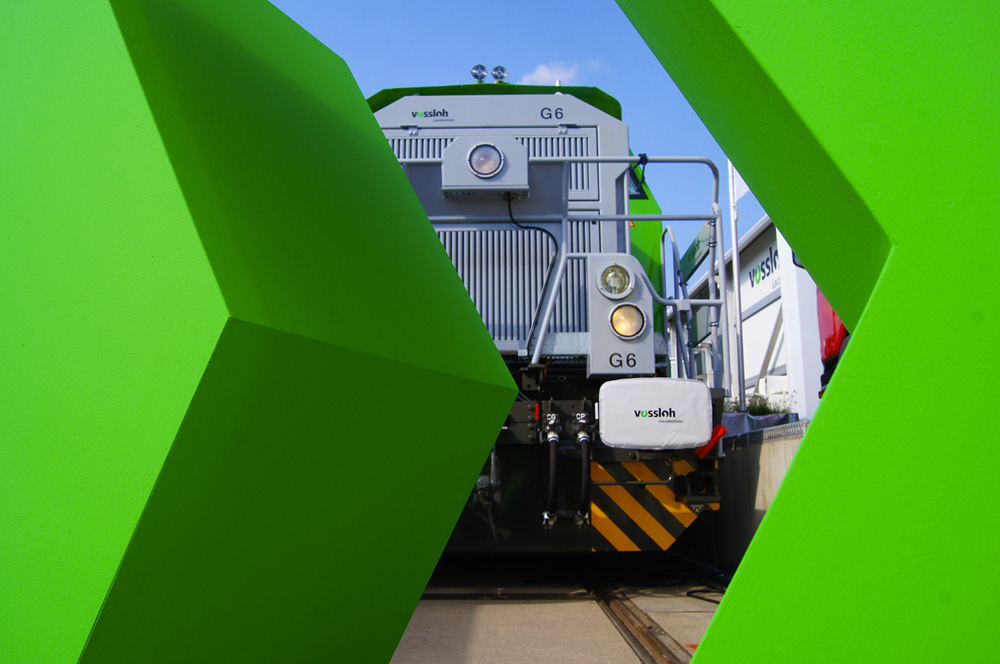 The very last time? Vossloh Locomotives on InnoTrans
