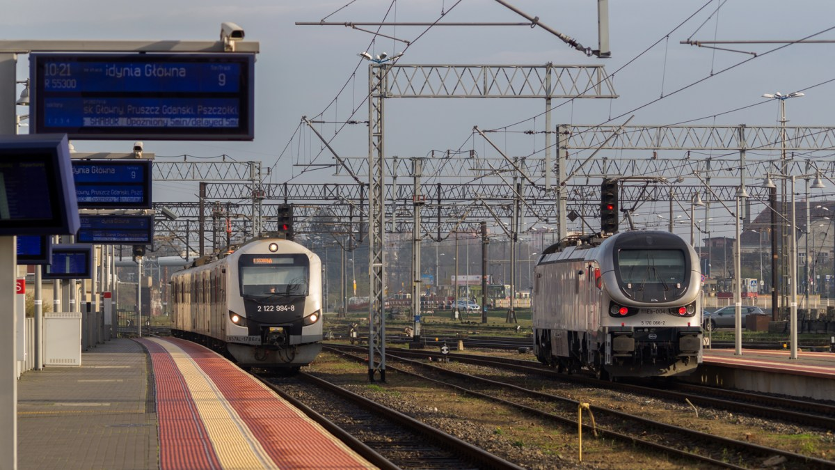 [PL] Pomerania issues tender for its first modern EMUs