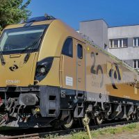 [PL] The Golden Dragon: 20th anniversary of PKP Cargo