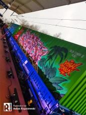 Noah's train in Katowice (PL), 14.12.2018 Author: Adam Kupniewski