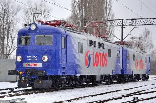 [PL] Comeback of ET40-52; Now in service of Lotos Kolej