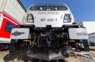 Hello Railpool 187 400, the first TRAXX AC3 for Norway/Sweden - Henk Zwoferink