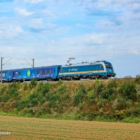 [EU / Live] In the picture: #ConnectingEurope Express travels across Europe