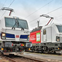 [EU / Expert] DB Cargo Vectrons in 'I am European' design [updated]