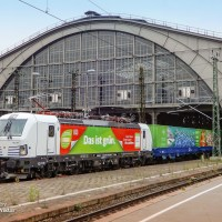 "[EU] Rail Freight Forward - EU railfreight operators present ""Noah's Train"" [updatedx7]"