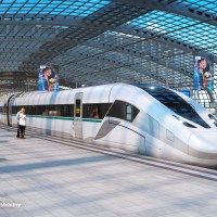 [EU] Velaro Novo: Siemens' new vehicle concept for high-speed trains
