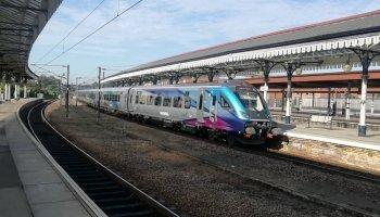 UK] TransPennine Express officially launches its Nova train fleet –  Railcolor News