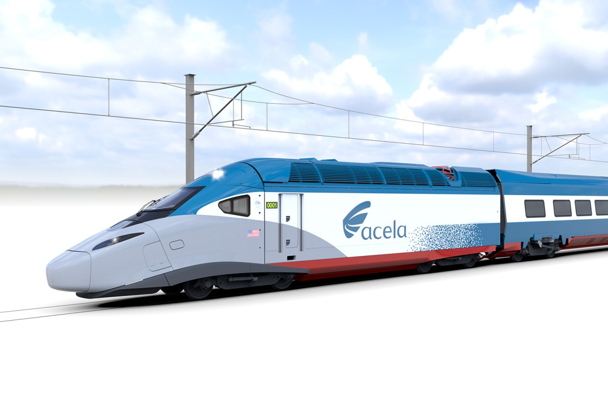 [US] Amtrak reveals interior design of its future Alstom Avelia trains