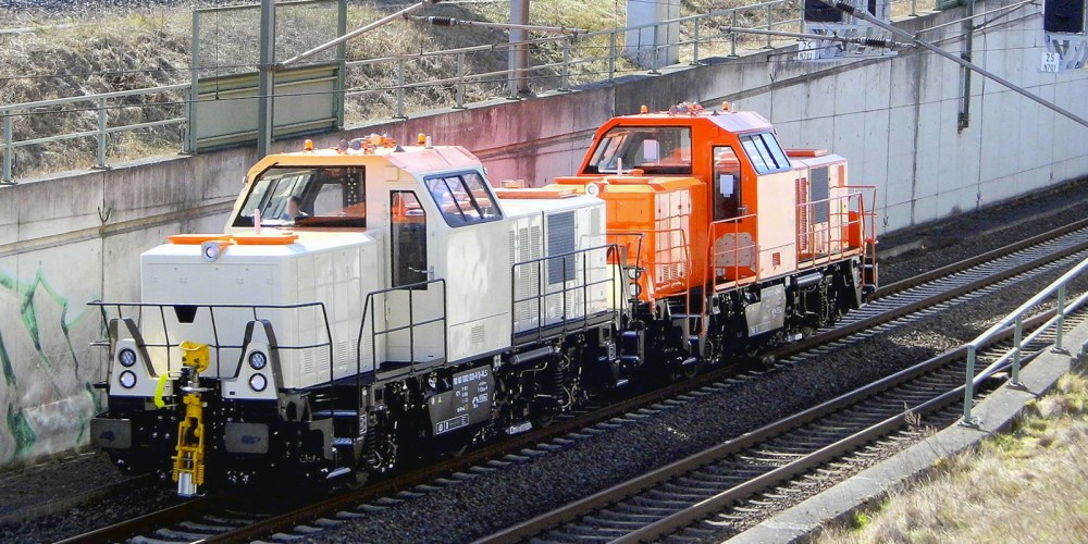 [DE] DAL > Chemion and SKW: new H3 locomotives on test run
