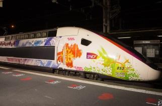 [FR] l'Océane: the newest batch of TGV EuroDuplex high speed trains of SNCF