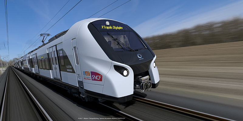 FR] X\'Trapolis Cityduplex: the new Paris RER trains from Bombardier ...