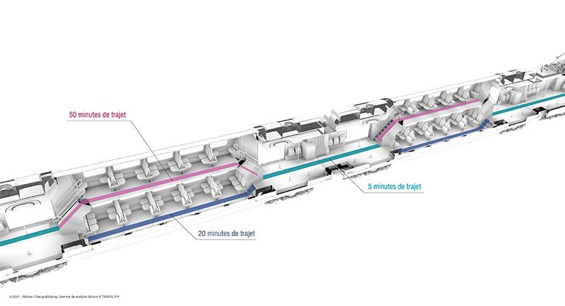 FR] X\'Trapolis Cityduplex: the new Paris RER trains from Bombardier ...