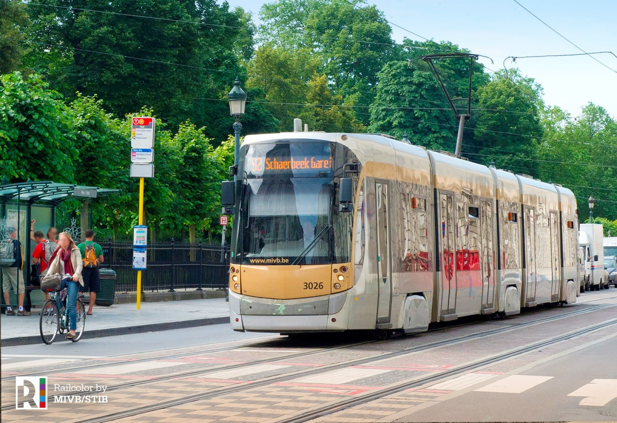 [BE] A lasting tradition: Bombardier to deliver up to 175 Flexity trams for Brussels