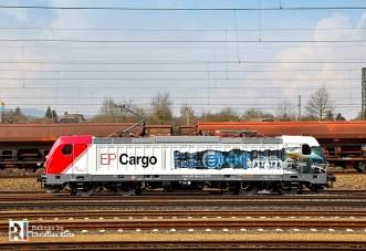 EP Cargo 187 085 on 23.03.2018 - Photo: Christian Klotz