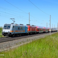 [DE / Expert] Abellio passenger trains by HSL Logistik and WFL (with some DDR flair)