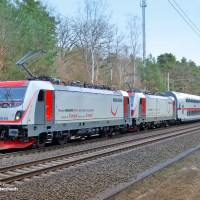 [DE] TRAXX MS3 electrics enter the German rail network