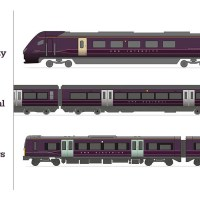 [UK] 'EMR' - Abellio presents livery design for East Midlands passenger franchise