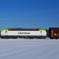 [EU / Expert] Growing since 2015: The Vectron fleet of Captrain Deutschland
