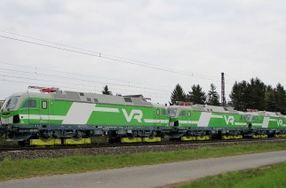 VR 3306, 3307 and 3308 on 14.04.2017 in Wintershausen (DE) - Photo: Martin Voigt