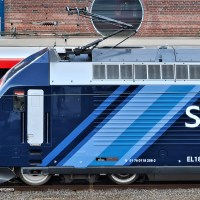 [NO / Expert] Norwegian blues: EL18 in Go-Ahead Nordic livery
