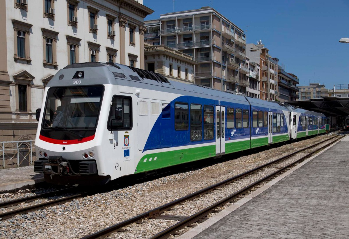 [IT] +4: Stadler to deliver further trains to Ferrovie Appulo Lucane in Apulia