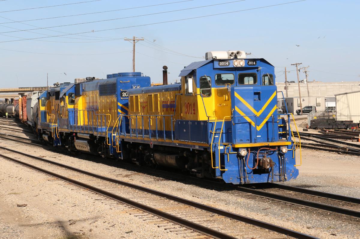 Fort Worth & Western Railroad