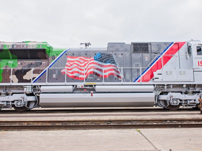 Union Pacific The Spirit Locomotive