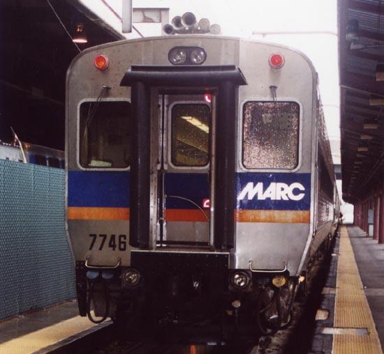 MARC commuter rail