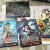 Weiss Schwarz Weekly 4-21-2016: Log Horizon Power Up Set Review