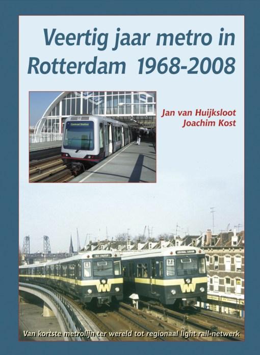 Metro in Rotterdam