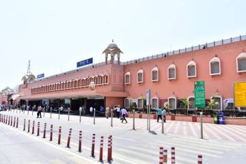 Cleanest Railway station