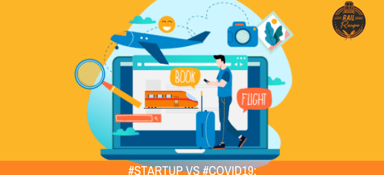 #Startup Vs #Covid19_ Navigating the Depression in Travel Sector