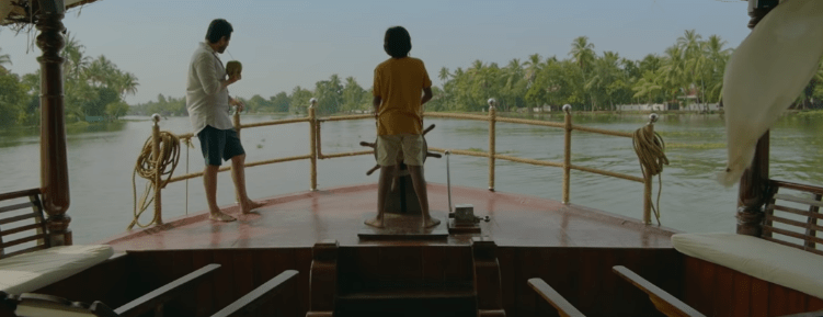 Chef Movie Walks you through Kochi
