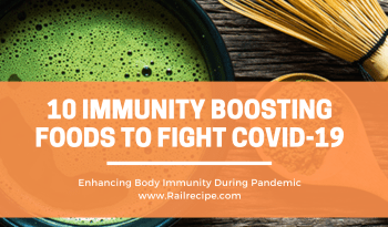 10 Immunity Boosting Foods to Fight COVID-19