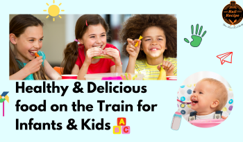baby food in train