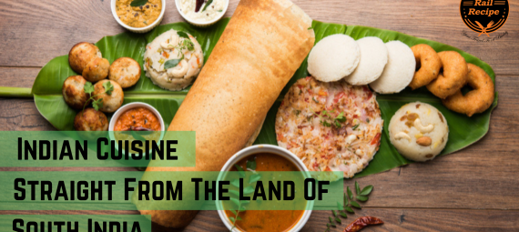 South Indian Food RailRecipe Blog