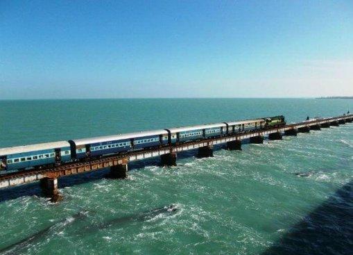 Bangalore - Kanyakumari Train Route