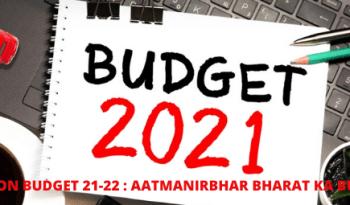 Railway Budget 2021 railrecipe report