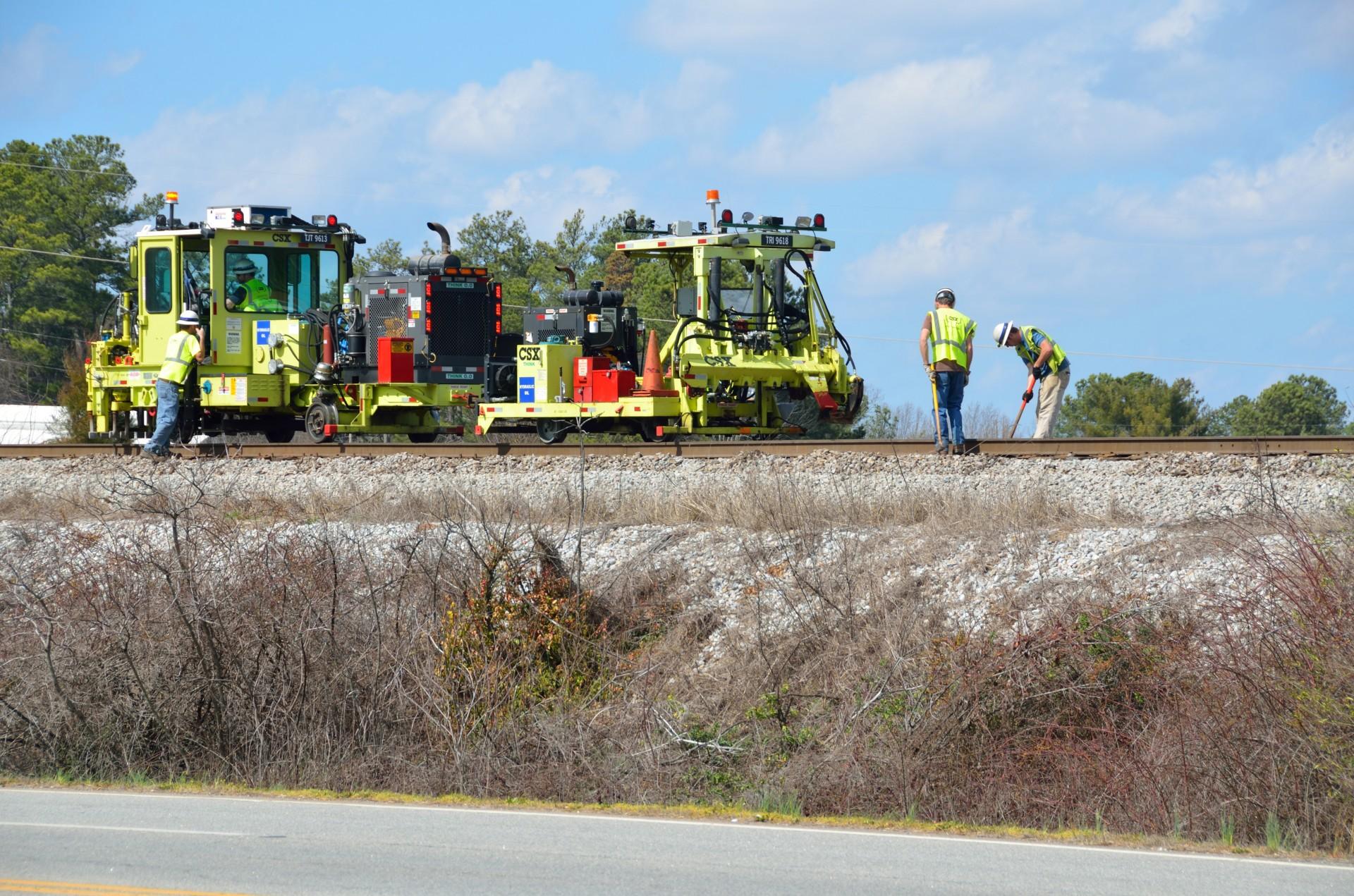 Injures Railroad Workers Railroad Injury Lawyer