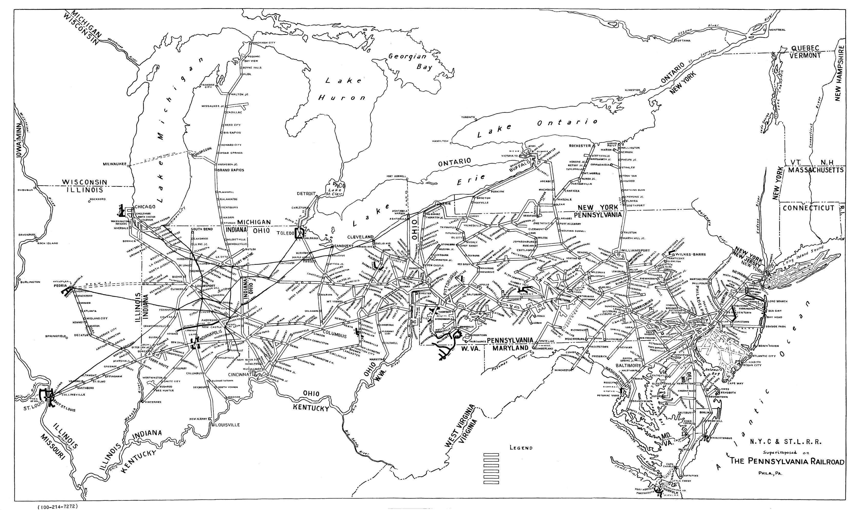 Prr System Map S