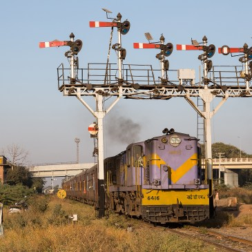 Himmatnagar: Last of the Meter Gauge Junctions