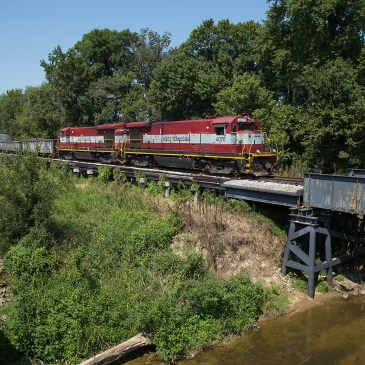 The West Tennessee Railroad