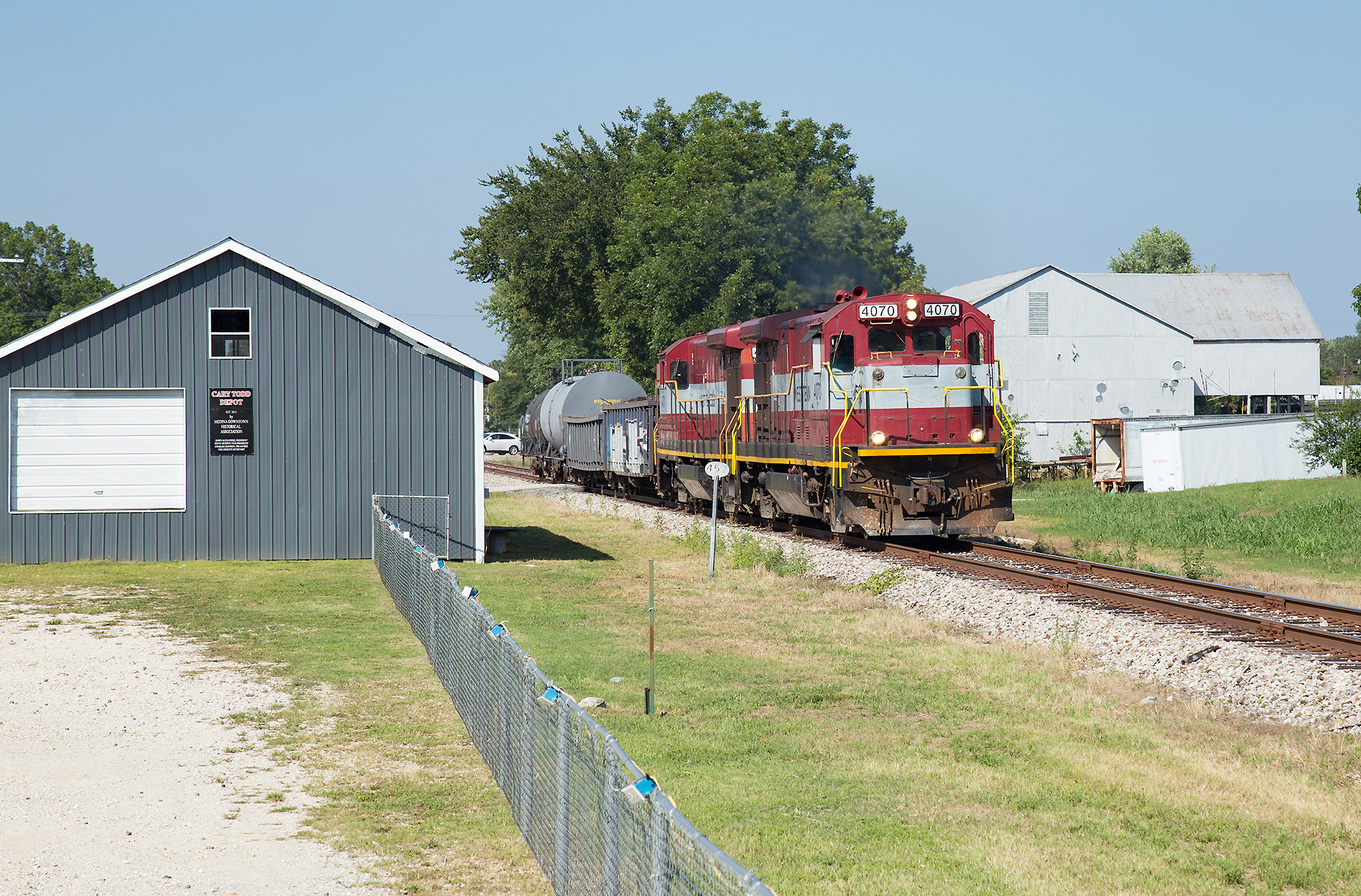 The West Tennessee Railroad | Railscapes